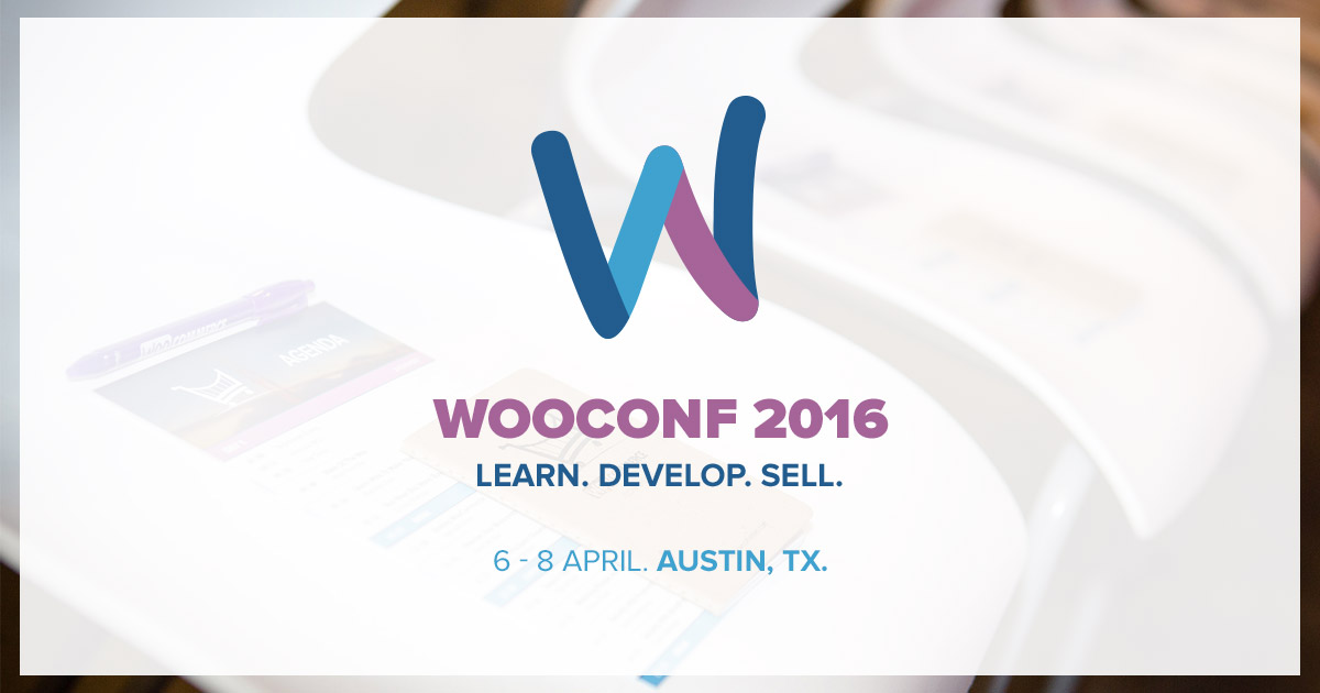 WooConf 2016 is coming. Join us?