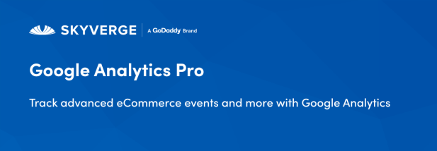 Track advanced eCommerce events and more with Google Analytics