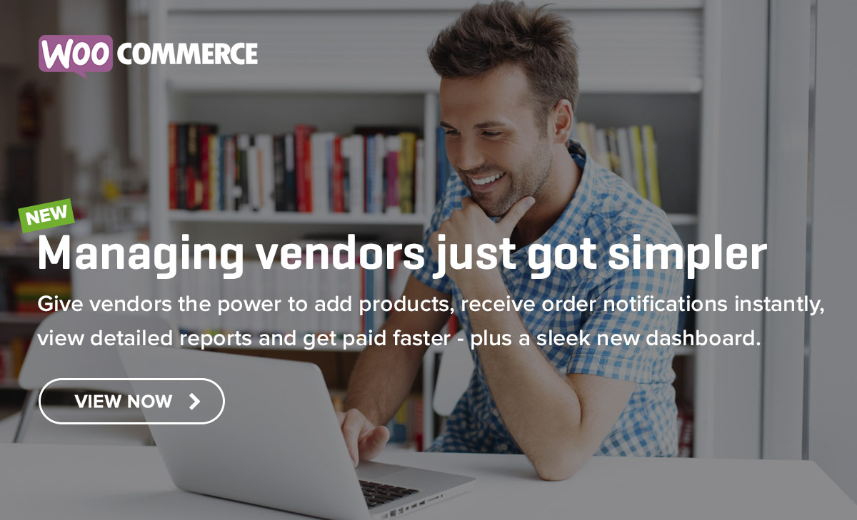 With Product Vendors 2.0, managing your vendors is a simpler, faster process.