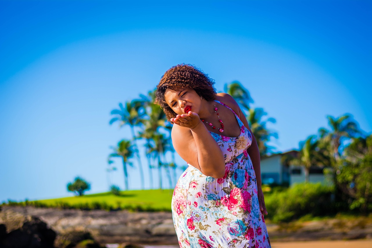Summer starting soon? That's the perfect time to promote your store's beachwear and sleeveless dresses.