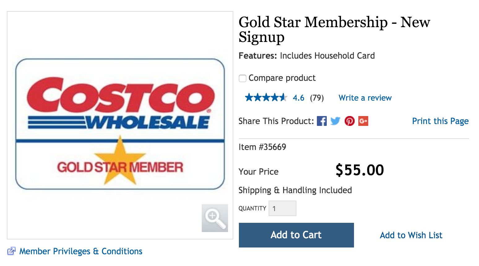 "Well, that and ""Costco offers you the highest quality merchandise at the best value with excellent member service."""