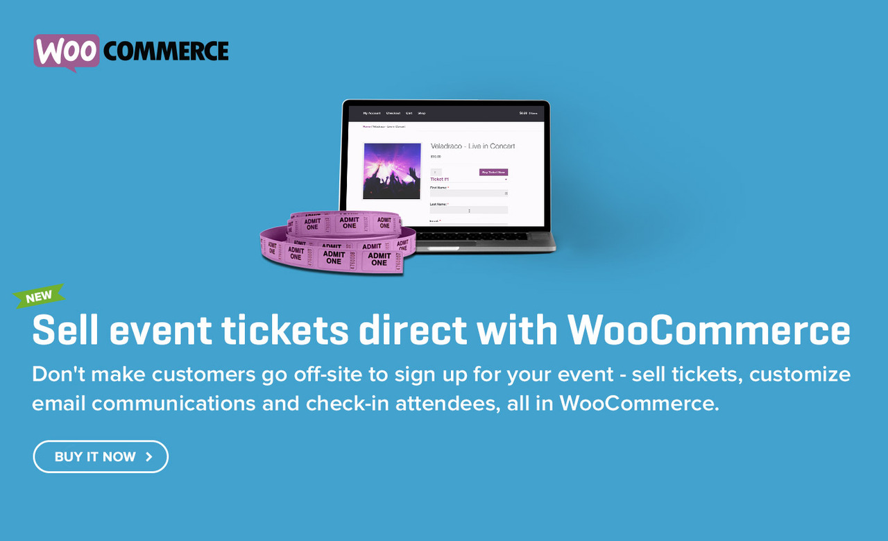 what we learned from wooconf about selling tickets online