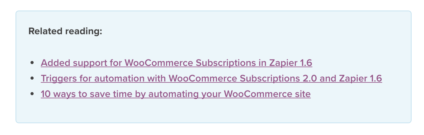 This one's from a post on automating a subscriptions site.