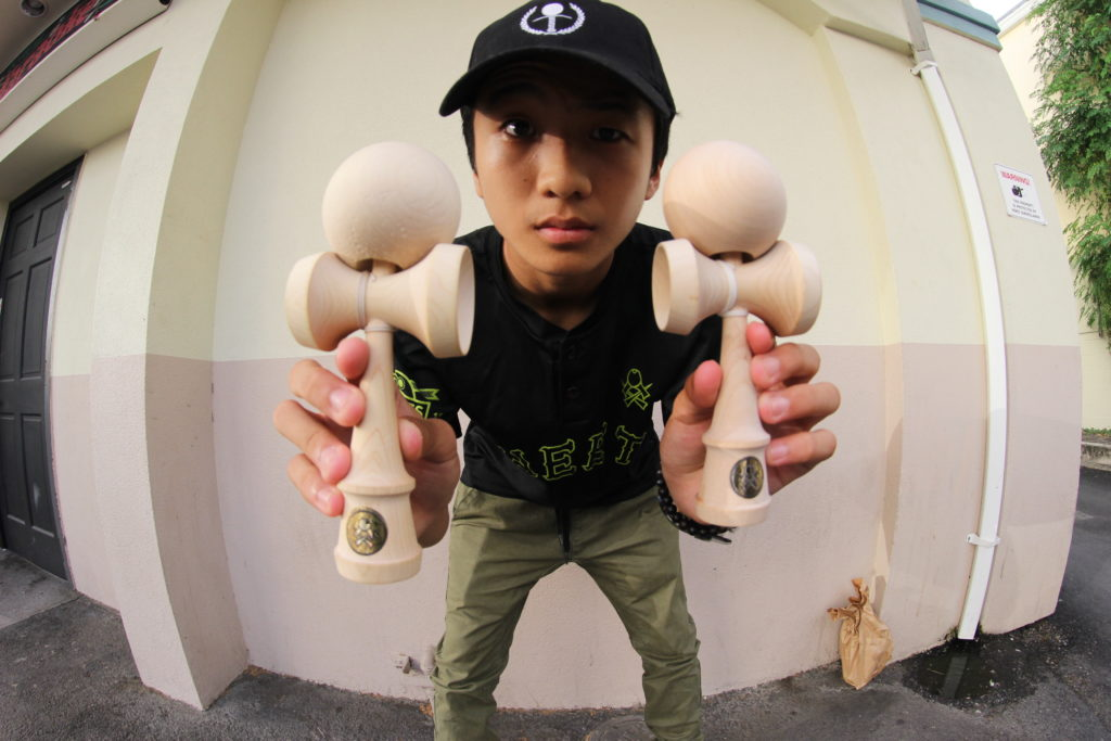 Thinking about trying a kendama? Sweets Kendamas has a huge selection to choose from.