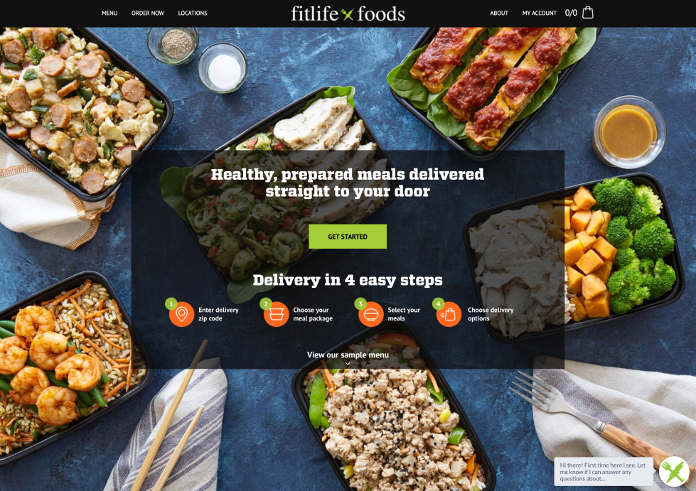 Fitlife Foods Woocommerce