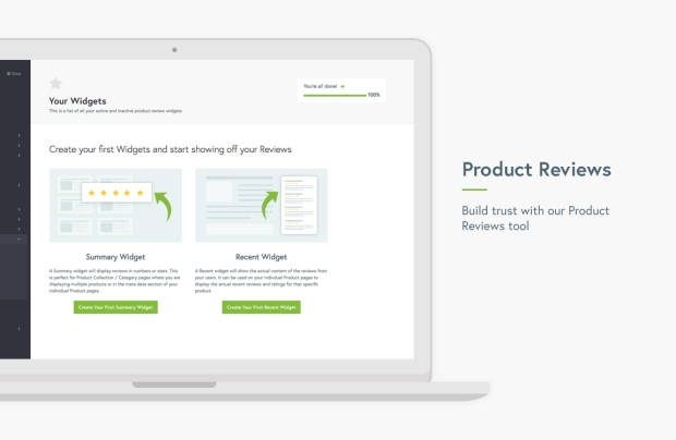 conversion product reviews