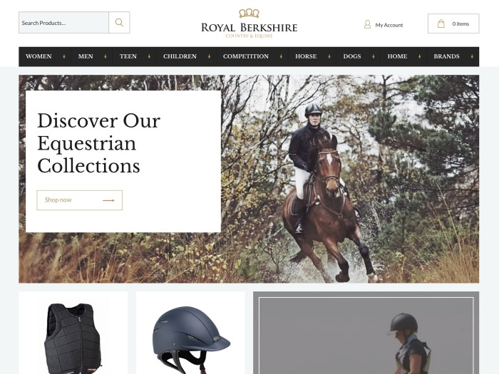 Royal Berkshire Country & Equestrian