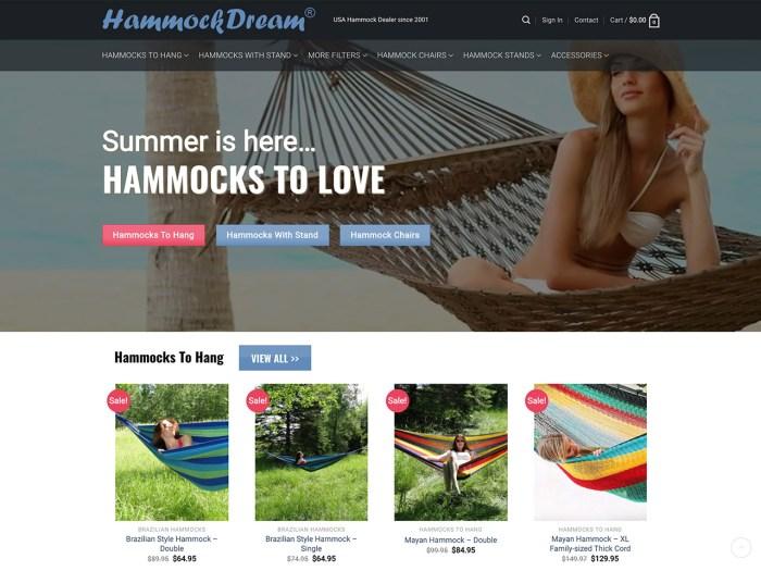 Hammock Dream