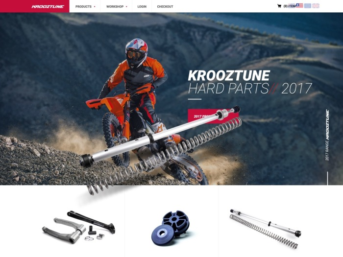 Krooztune Suspension