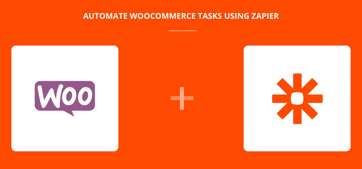 Automate WooCommerce tasks using Zapier