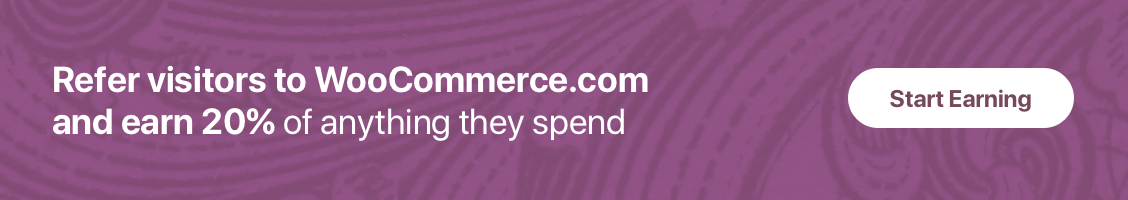 New Affiliate Program for WooCommerce