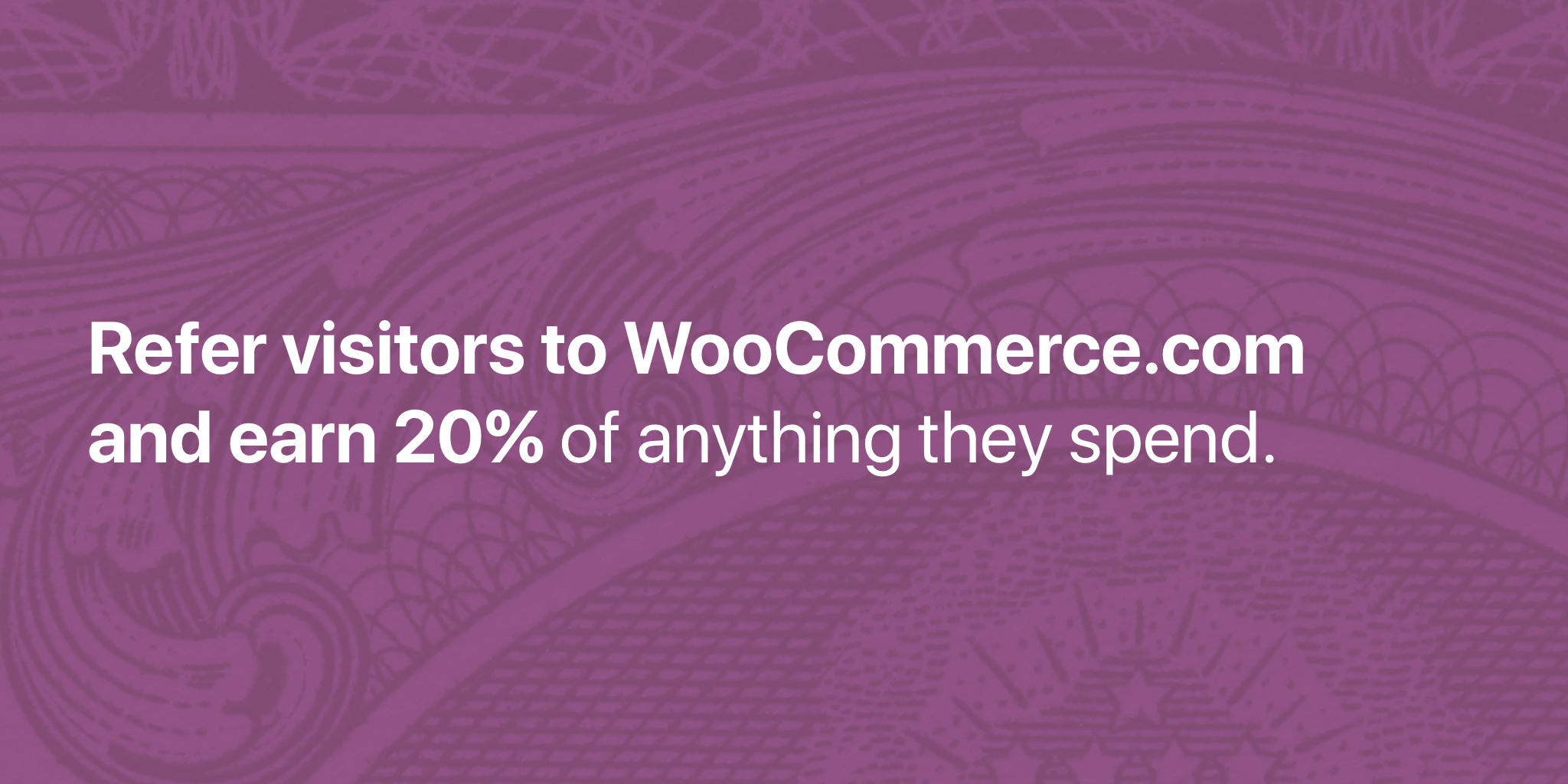Start earning for referrals with the WooCommerce Affiliate