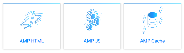 Components of AMP