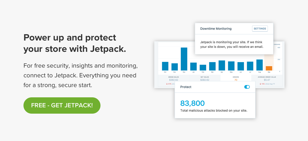 Speed up Your WooCommerce Site with These Jetpack features