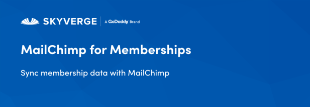 Sync membership data with MailChimp
