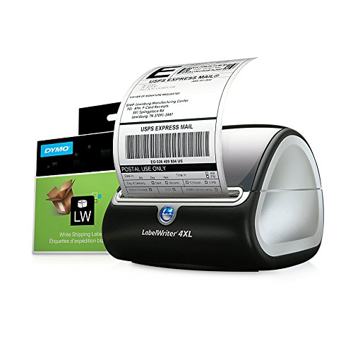 We recommend the DYMO Label Writer Thermal Printer