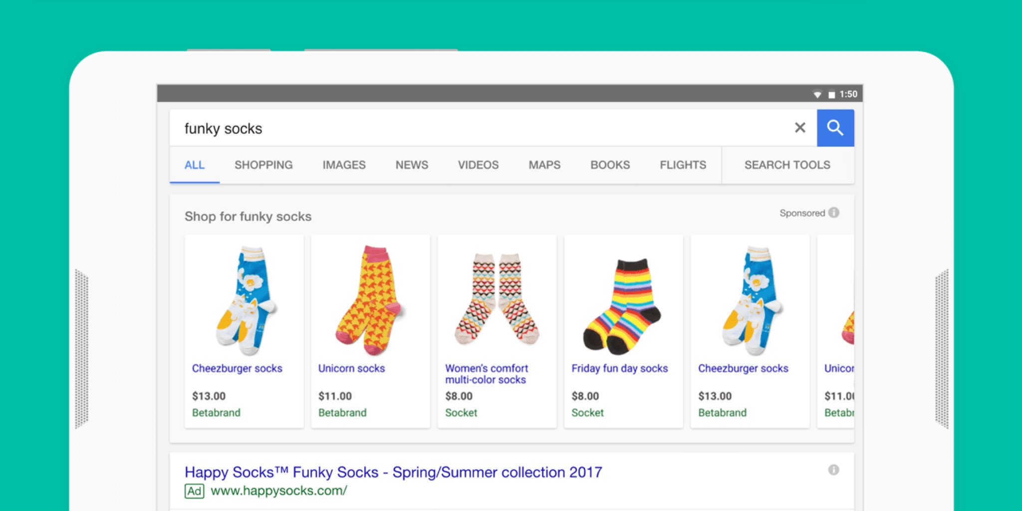 Use Google Shopping Ads