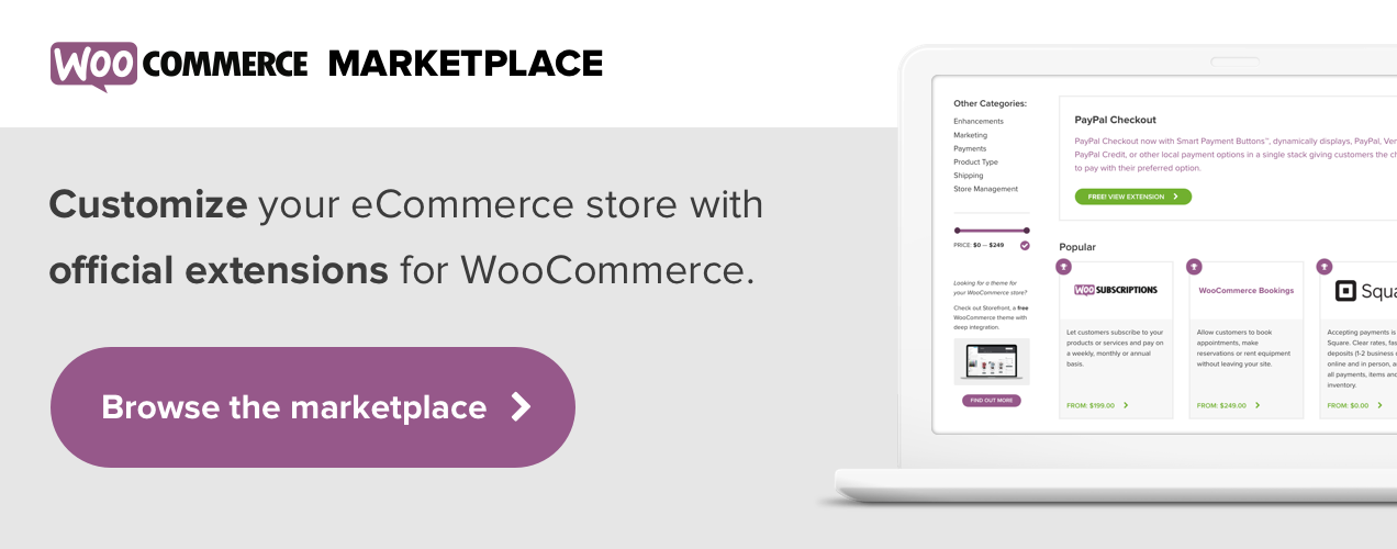 10 Free WooCommerce Extensions for New Stores