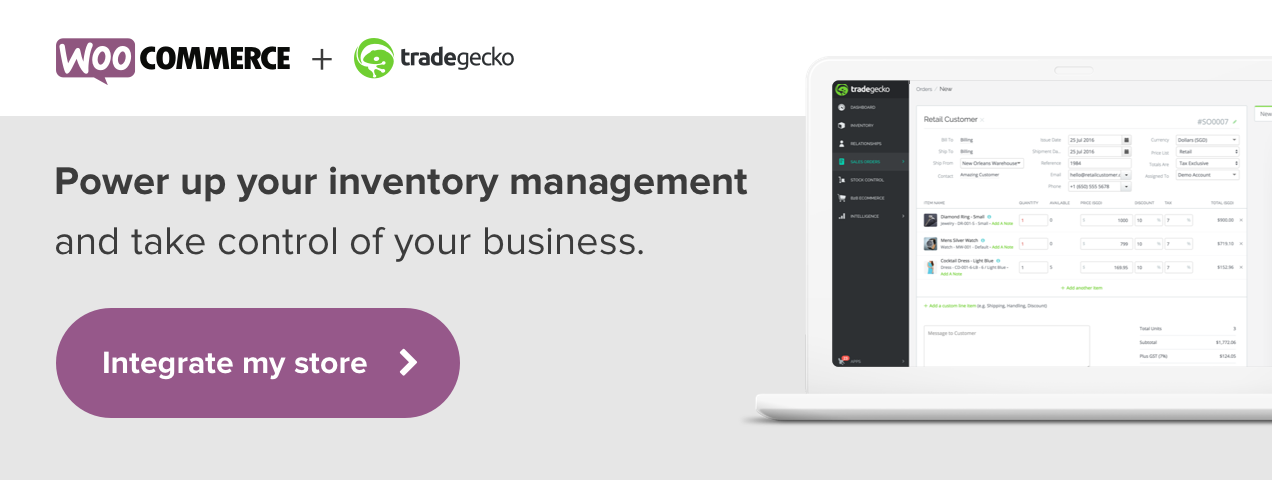 The most popular inventory management software for WooCommerce