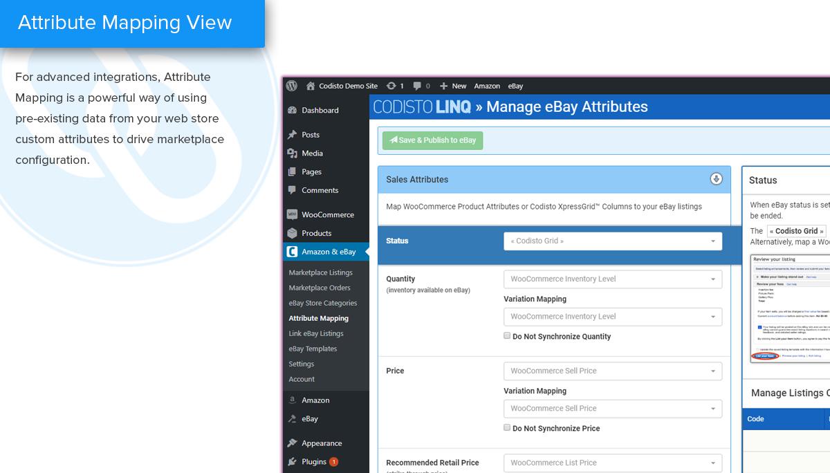 Amazon And Ebay Integration For Woocommerce Woocommerce