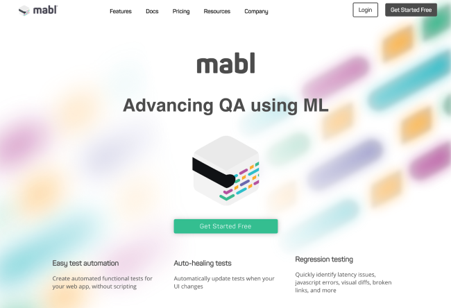 Mabl does loads of other cool stuff including automated testing. It's one of our favorite services and definitely one to check out