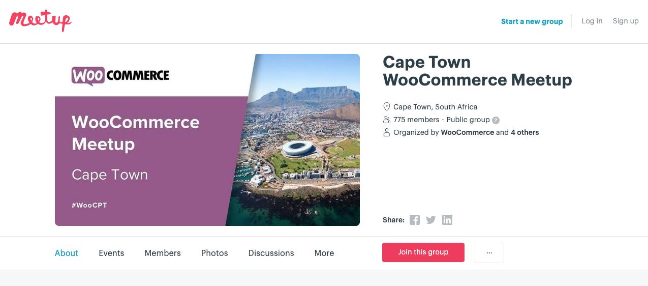 WooCommerce Meetup Organizer Handbook