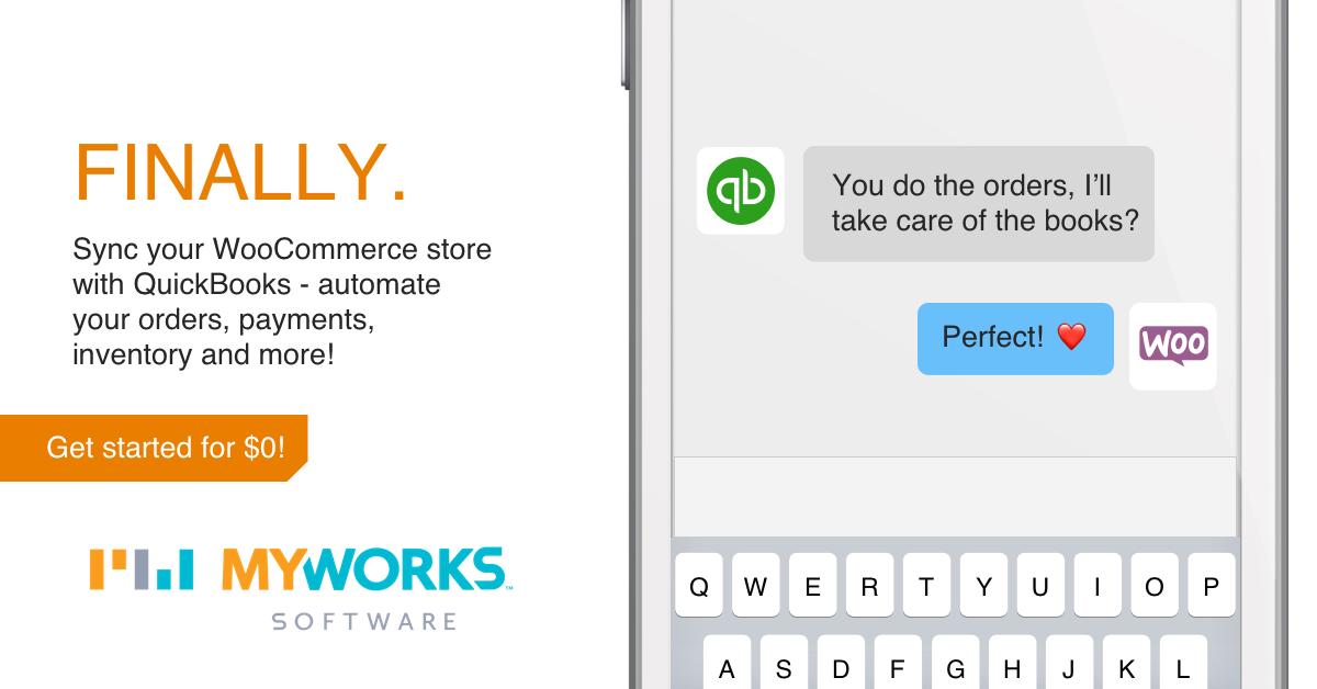 QuickBooks Sync for WooCommerce