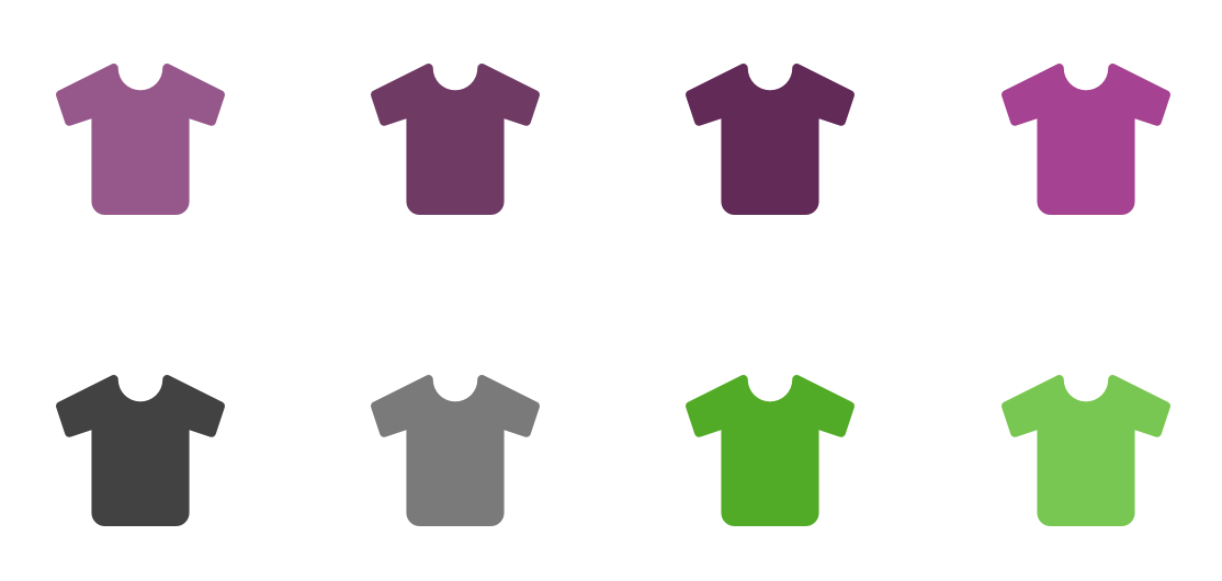 Variation Swatches and Photos lets you Show color and image swatches instead of dropdowns for variable products.