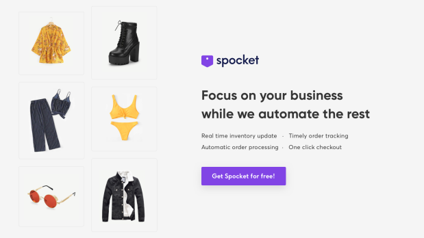 Spocket – Best Shopify and WooCommerce Dropshipping