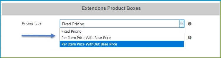 Set Dynamic Pricing for Product Boxes
