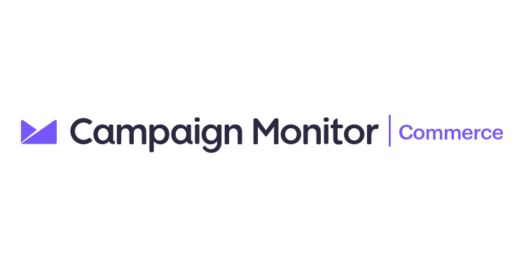 Campaign Monitor | Commerce
