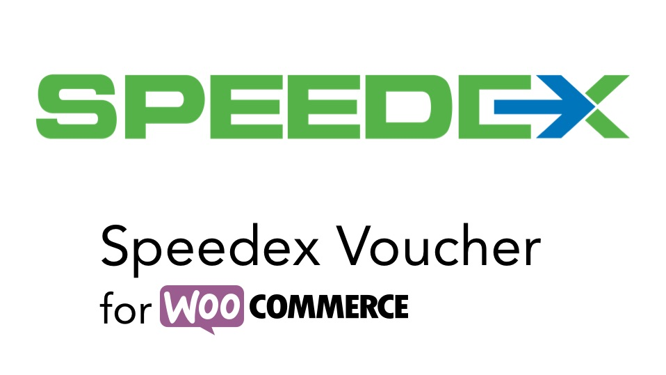 Speedex Courier Voucher for WooCommerce