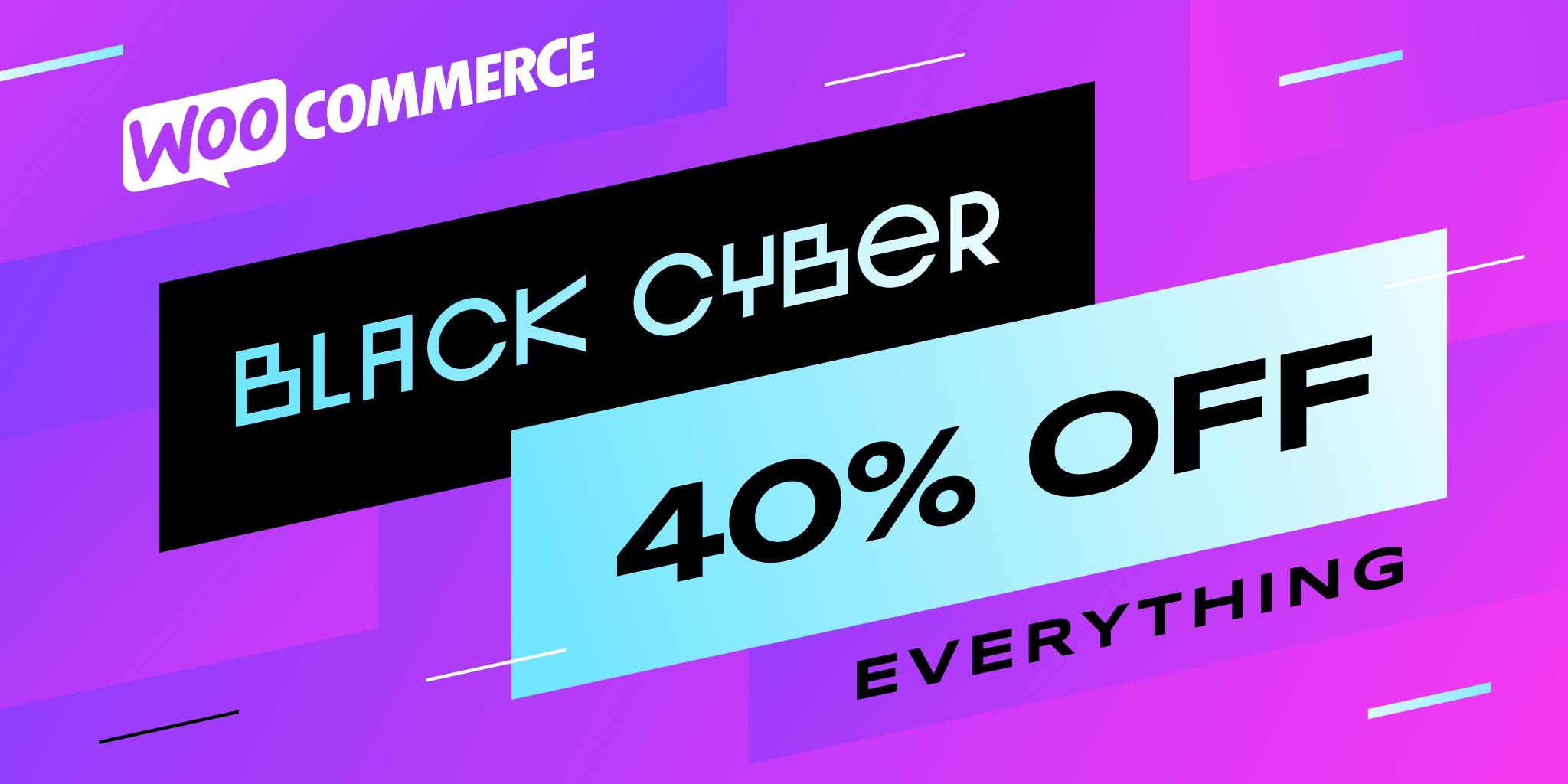 WooCommerce Pro - 40% Off [Starts: Black Friday 2020]