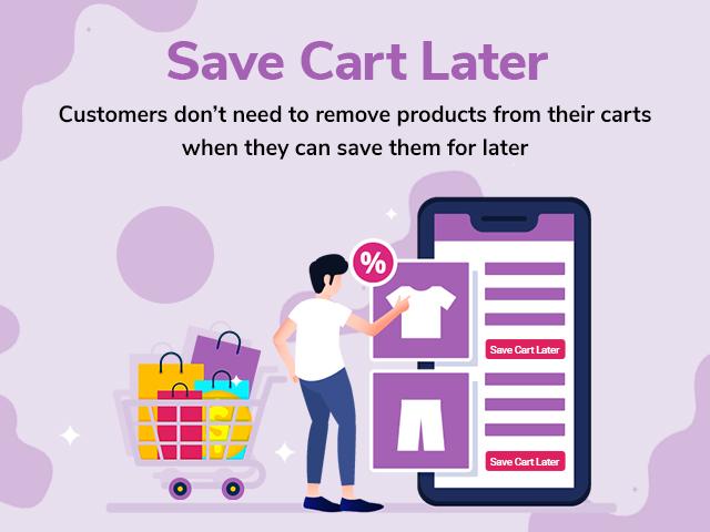 save-cart-later