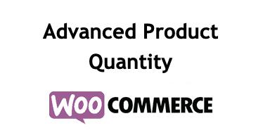 Advanced Product Quantity