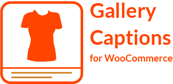 Gallery Captions for WooCommerce