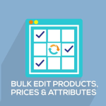 Bulk Edit Products, Prices, and Attributes