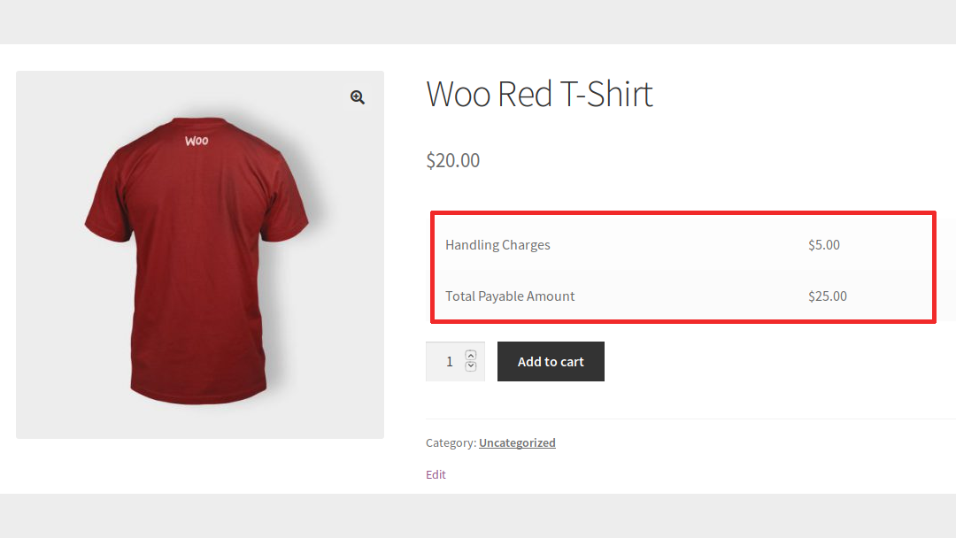 Plugin 10 - Extra Fees for WooCommerce Developed by FantasticPlugins - One of the Top 14 WooCommerce Extra Fees Plugins