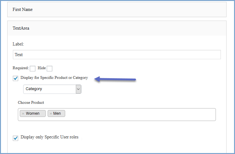 Assign-checkout-fields-to-specific-categories