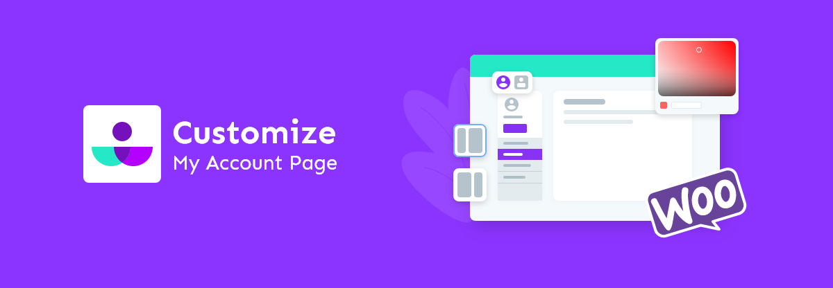 custom my account endpoints for WooCommerce