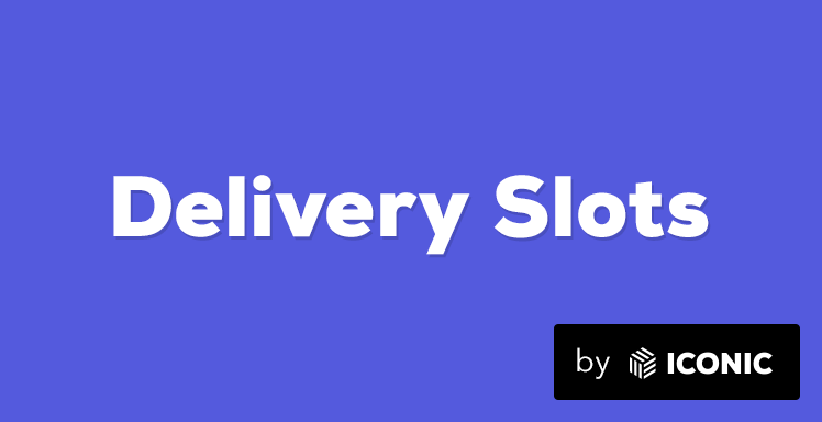 Iconic Delivery Slots for WooCommerce