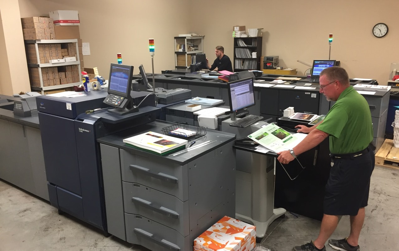 print shop fulfilling orders for Simply Charlotte Mason