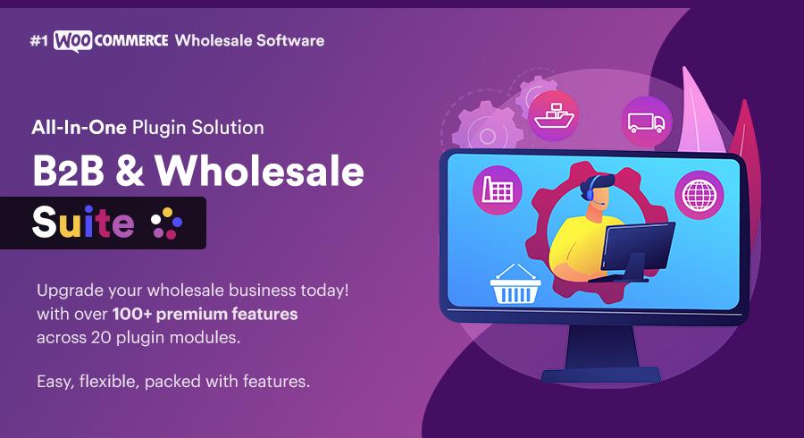 woocommerce wholesale plugin - b2b suite
