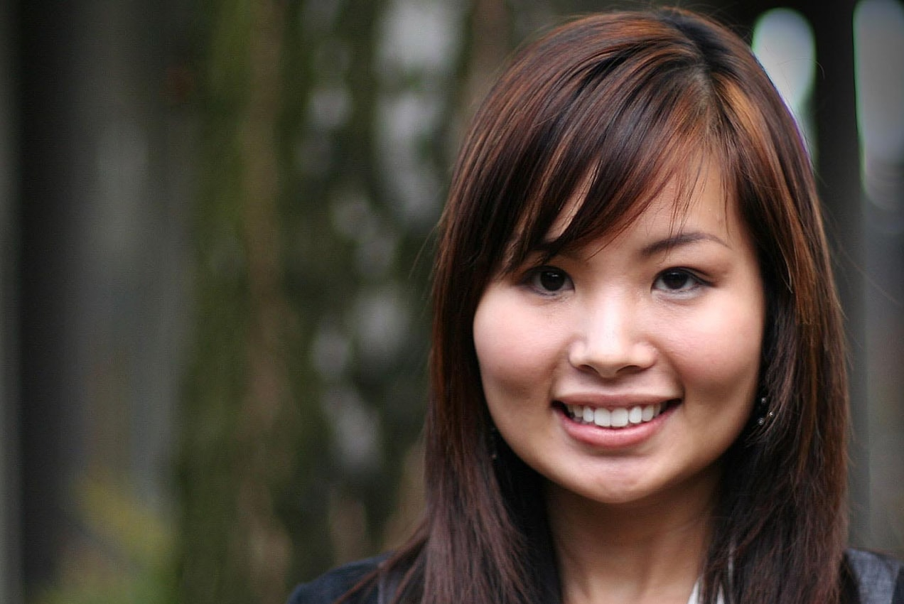 photo of a Northwest Eye Design patient