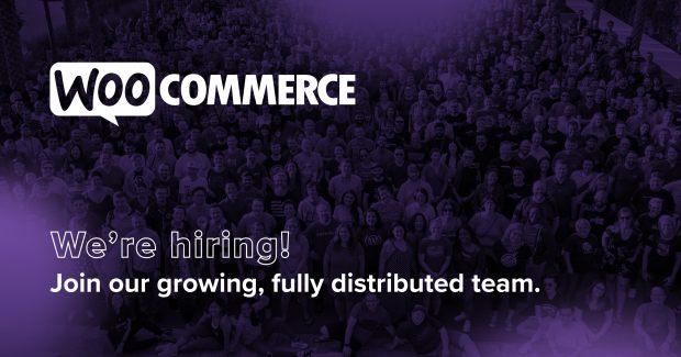 WooCommerce hiring graphic