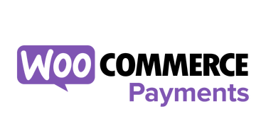 WooCommerce Payments logo.