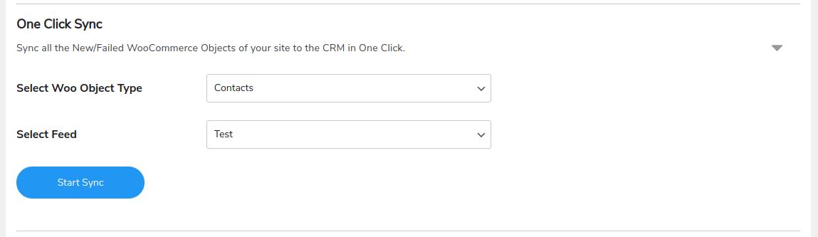 keap one click sync